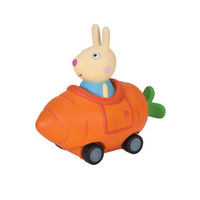 Peppa Pig Mini Buggies - Rebecca Rabbit in Carrot