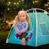 Our Generation, Happy Camper Camping Accessory Set for 18-inch Dolls