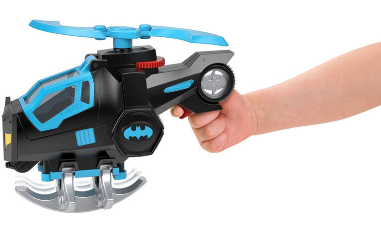 Fisher-Price - Imaginext - DC Super Friends - Batcopter