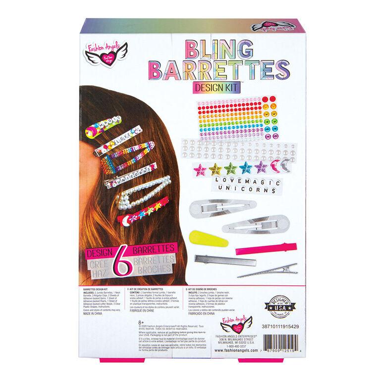 Bling Barrettes Design Kit