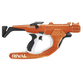 Nerf Rival Curve Shot, blaster Sideswipe XXI-1200, tirs rectilignes ou courbes