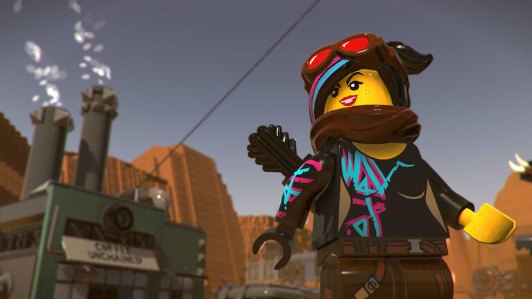 Xbox One the Lego Movie 2 Videogame