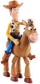 Disney Pixar - Histoire de jouets- Coffret Aventure Woody et Bourrasque
