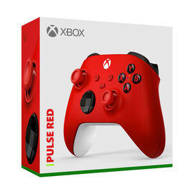 Xbox Series X Wireless Controller Pulse Red
