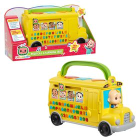 Bus d'Apprentissage Musical Cocomelon - Édition anglaise