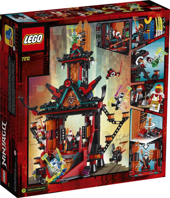 LEGO Ninjago Le temple de la folie de l'Empire 71712