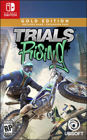 Nintendo Switch - Trials Rising Gold Edition