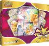 Pokemon Alakazam V Box - English Edition