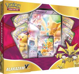 Coffret Pokémon Alakazam V - Édition anglaise