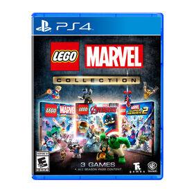 PlayStation 4 The Lego Marvel Collection
