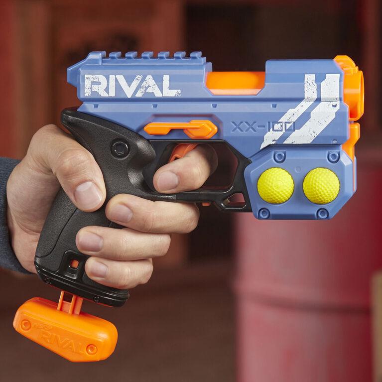 Nerf Rival Knockout XX-100 Blaster - Team Blue