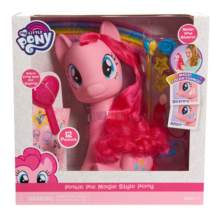 My Little Pony Pinkie Pie Styling Pony - R Exclusive - R Exclusive