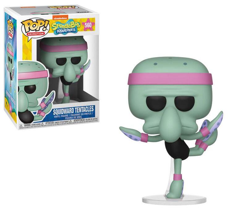 Funko POP! Animations: Spongebob Squarepants - Squidward Ballerina Vinyl Figure