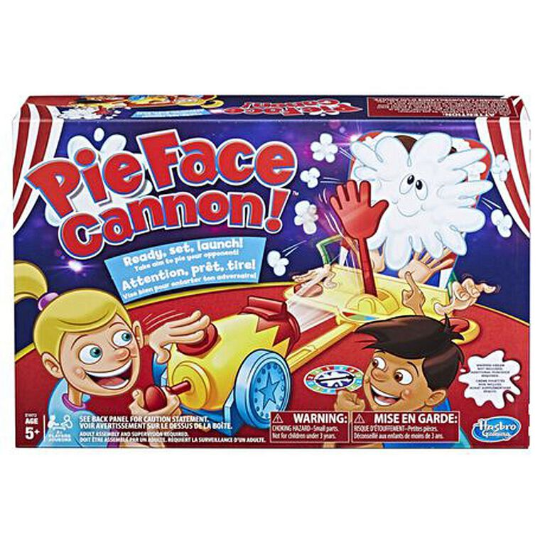 Hasbro Gaming - Pie Face Cannon Game