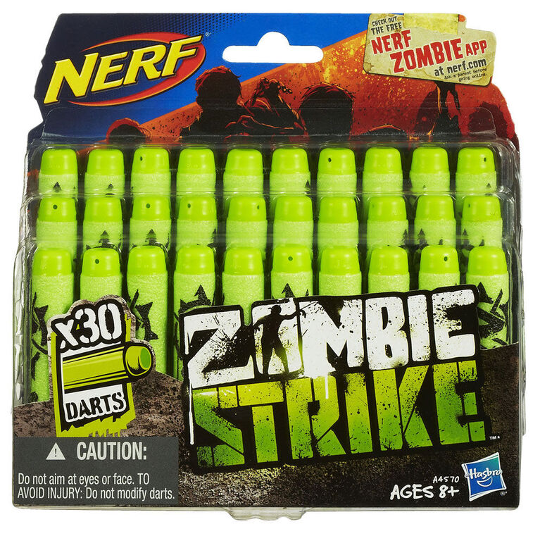 Nerf Zombie Strike Dart Refill Pack - R Exclusive
