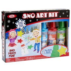 Trousse Sno-Paint Sno-Art