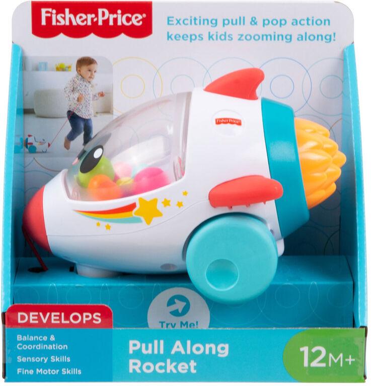 Fisher-Price - Fusée à tirer