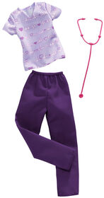 Barbie Career Fashions Pack, Nurse