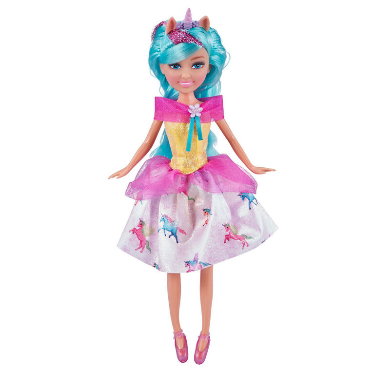 Sparkle Girlz Unicorn Princess Doll