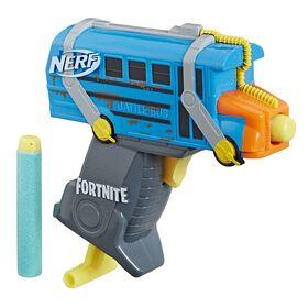 Blaster Fortnite Micro bus de combat Nerf MicroShots