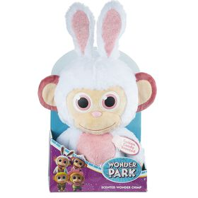 Scented Wonder Chimp Plush Bunny