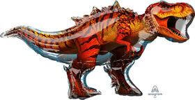 Grand Ballon Métallique Jurassic World