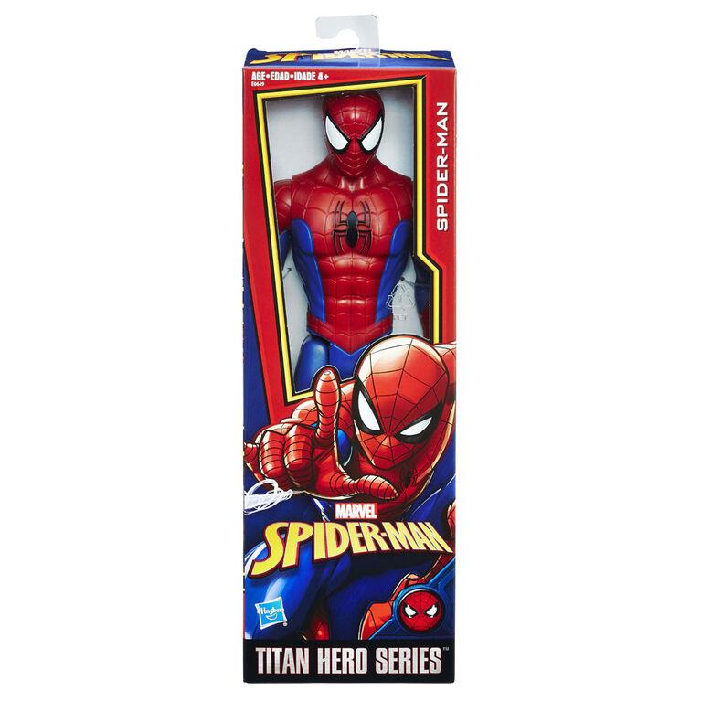 Spider-Man Titan Hero Series Spider-Man Figure