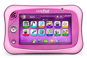 LeapFrog LeapPad Ultimate Ready for School Tablet - Pink - English Edition