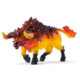 Schleich Eldrador Fire Bull