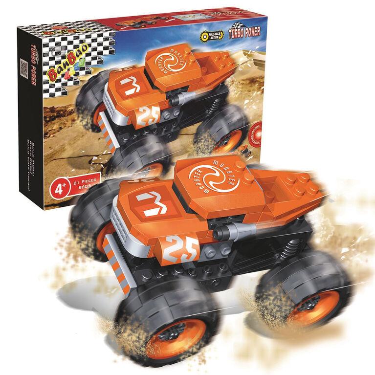 BanBao Turbo Power - Monster