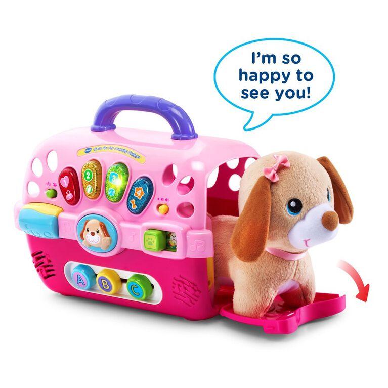 Mon p'tit chien et sa box magique  - Édition anglaise