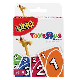 """UNO Toys """"R"""" Us Canada"""