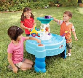 Table de jeu d'eau Little Tikes Spinning Seas - Notre exclusivité