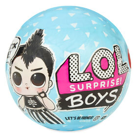 L.O.L. Surprise! Boys Character Doll with 7 Surprises.