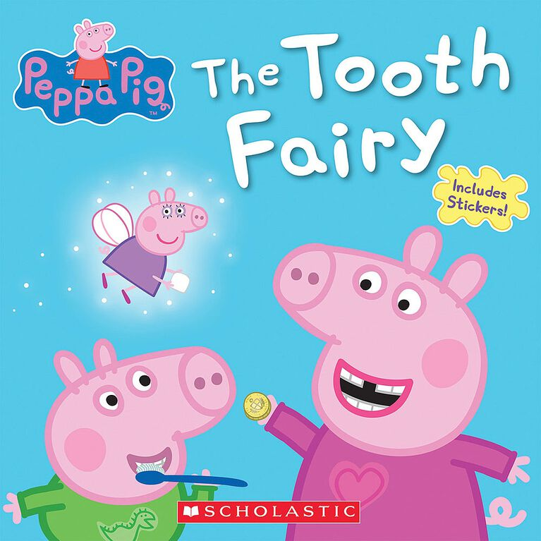 Peppa Pig: The Tooth Fairy. - Édition anglaise