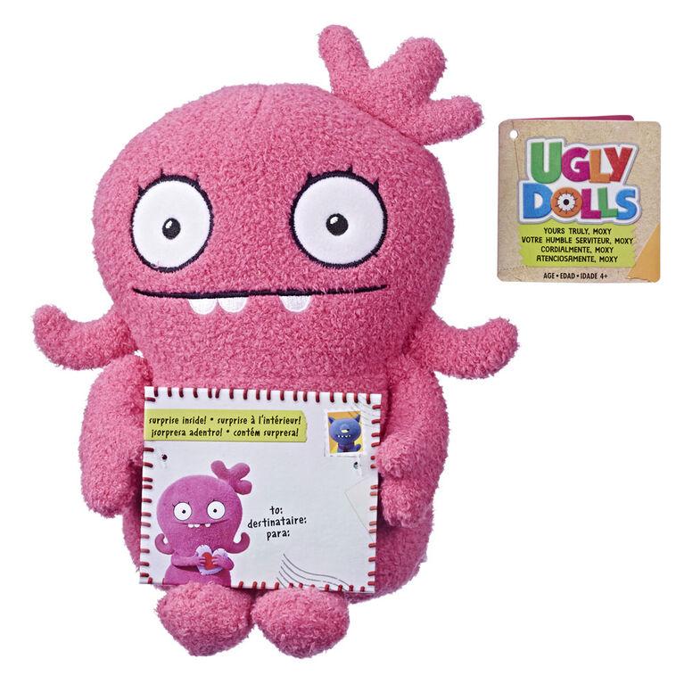 UglyDolls Yours Truly Moxy Stuffed Plush Toy
