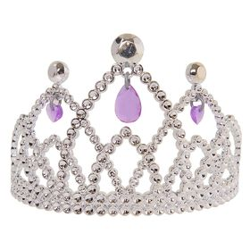Dream Dazzlers Club Royal Tiara - Purple