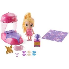 Fisher-Price Nickelodeon Shimmer & Shine, Leah's Genie Sleepover
