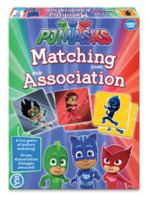 PJ Masks Jeu D'association