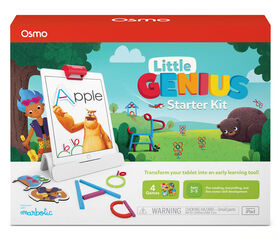 Osmo Little Genius Starter Kit 2019 iOS