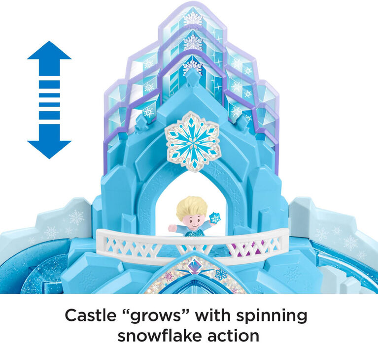 Disney Frozen Elsa's Ice Palace by Little People - English Edition