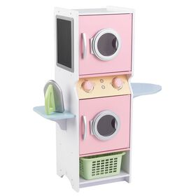 KidKraft - Laundry Play Set - Pastel
