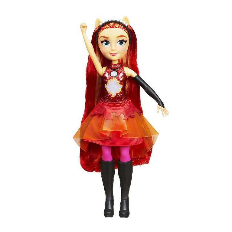 My Little Pony Equestria Girls Friendship Power Sunset Shimmer - R Exclusive