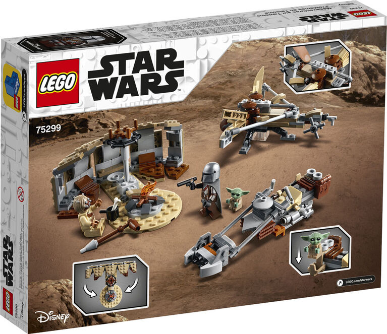LEGO Star Wars Trouble on Tatooine 75299