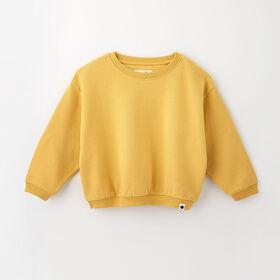 sweet slouchy sweatshirt, 3-4y - rattan