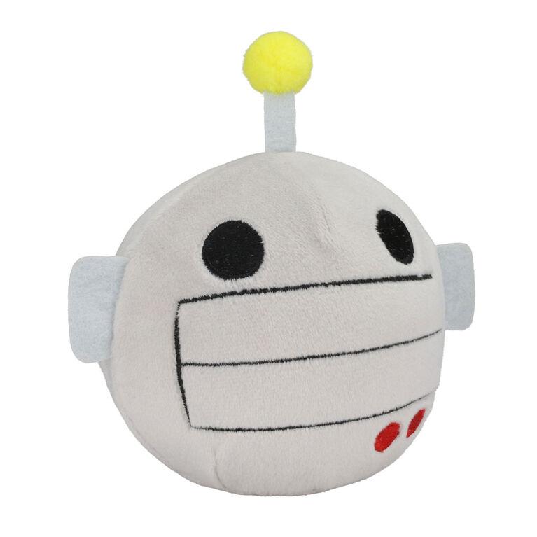 "Squeezamals - 35"" Creatures and Sports Balls - Jonra Robot"