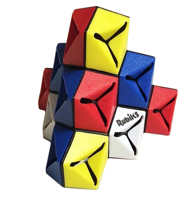 Rubik's: Triamid A Triangular Rubik's Puzzle