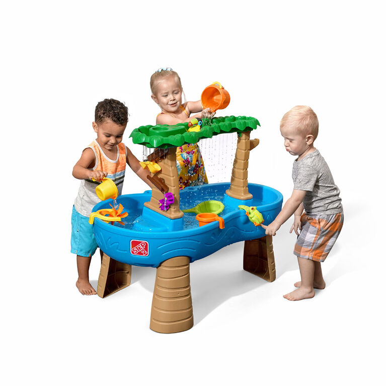 Step2 Tropical Rainforest Water Table - R Exclusive