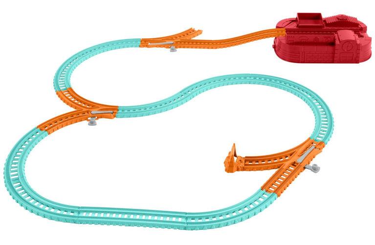 Fisher-Price - Thomas et ses amis - TrackMaster - Seau de construction
