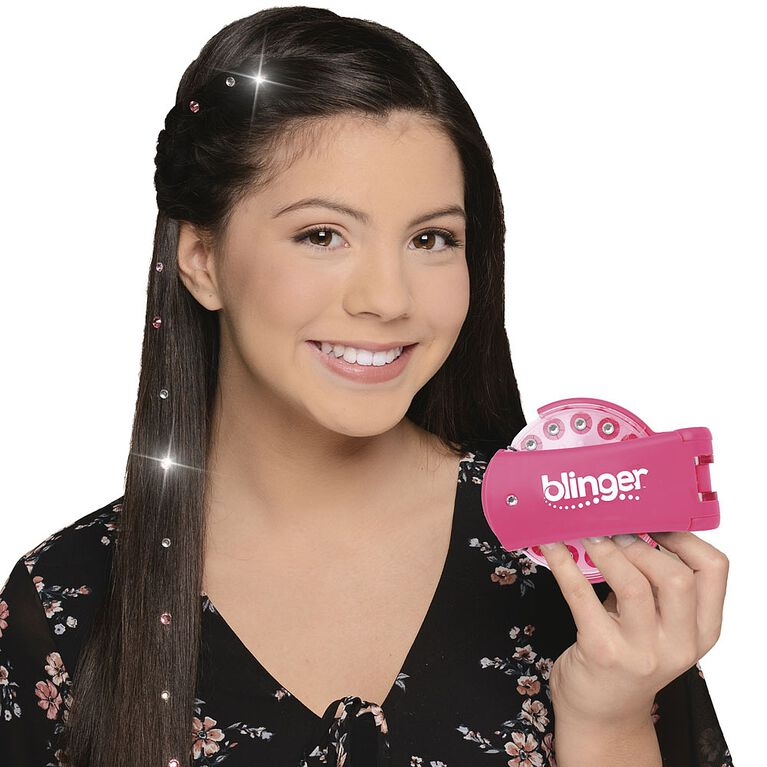 Blinger - Shimmer Collection, Deluxe Bonus Pack - Pink